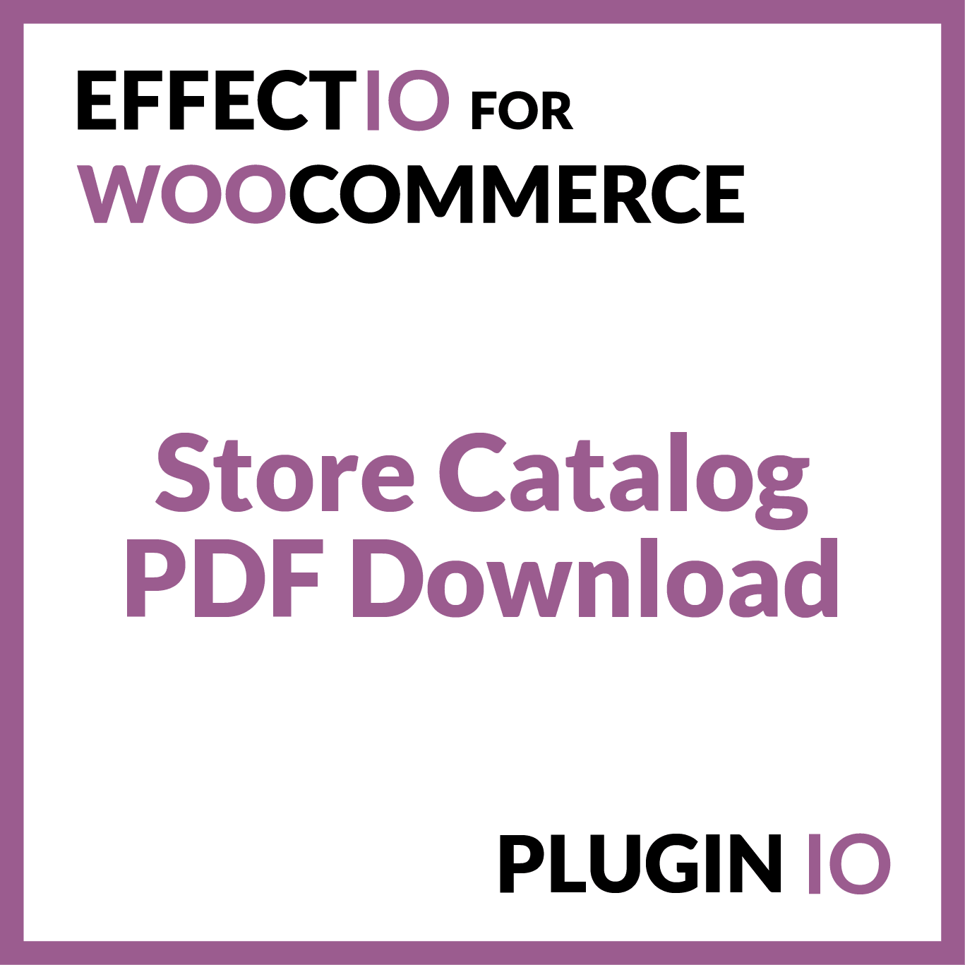 Woocommerce Store Catalog Pdf