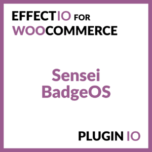 WooCommerce Sensei BadgeOS