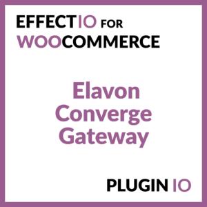WooCommerce Elavon Converge Gateway