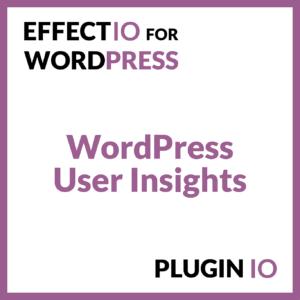 WordPress User Insights