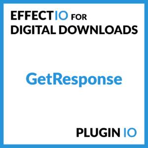 Easy Digital Downloads - GetResponse