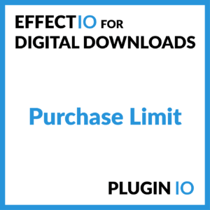 Easy Digital Downloads - Purchase Limit
