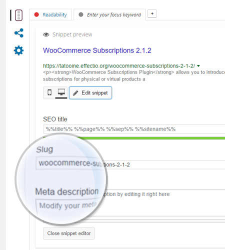 WordPress SEO PRO