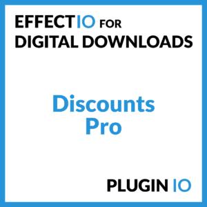 easy digital downloads discounts pro plugin
