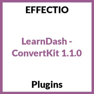 LearnDash - ConvertKit