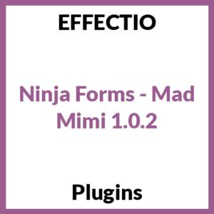 Ninja Forms - Mad Mimi