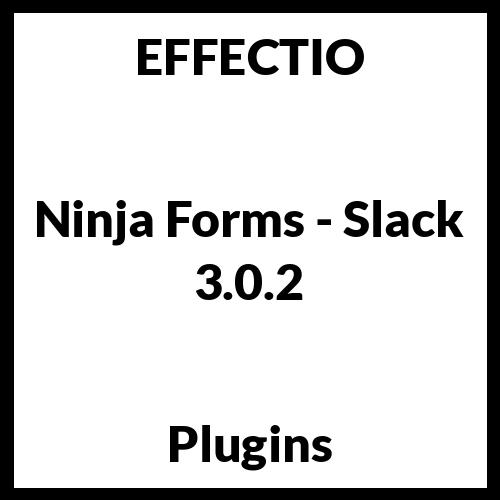 Ninja Forms - Slack