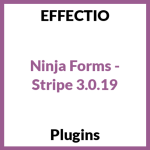 Ninja Forms - Stripe