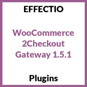 WooCommerce 2Checkout Gateway