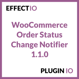 WooCommerce Order Status Change Notifier