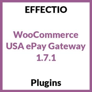 WooCommerce USA ePay Gateway