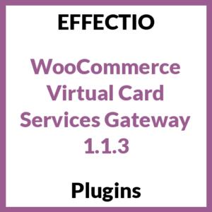 WooCommerce Virtual Card Services Gateway