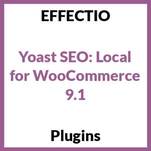 Yoast SEO: Local for WooCommerce