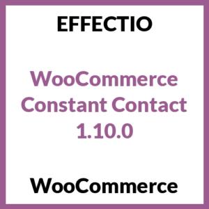 WooCommerce Constant Contact
