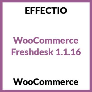 WooCommerce Freshdesk