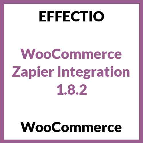 WooCommerce Zapier Integration