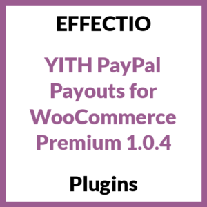 YITH PayPal Payouts for WooCommerce Premium