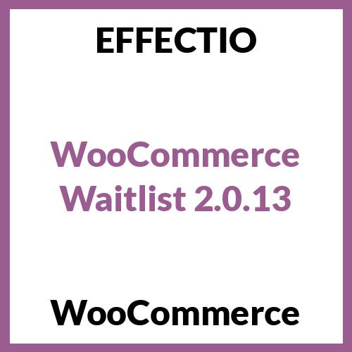 WooCommerce Waitlist