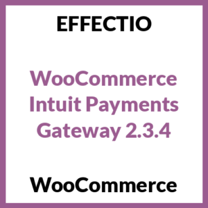 WooCommerce Intuit Payments Gateway
