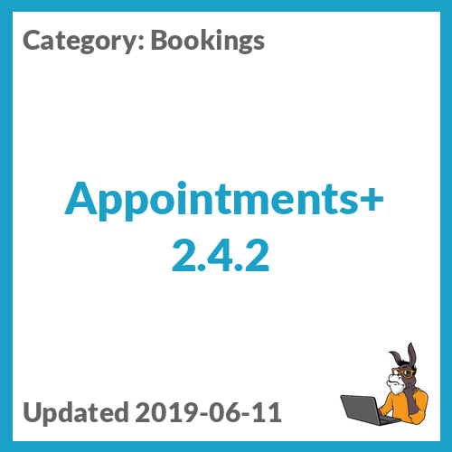 Appointments+ 2.4.2