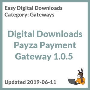 Digital Downloads Payza Payment Gateway 1.0.5