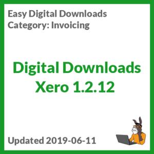 Digital Downloads Xero 1.2.12