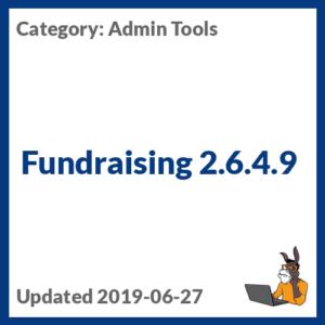 Fundraising 2.6.4.9