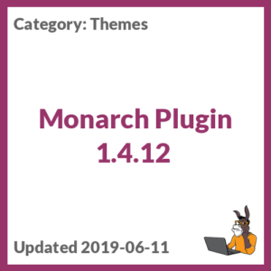 Monarch Plugin 1.4.12
