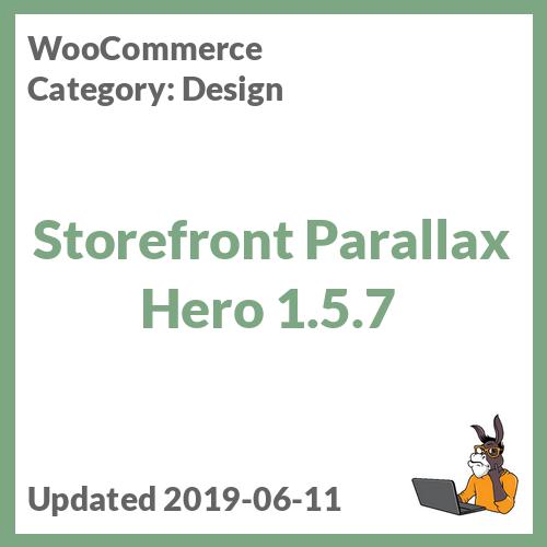Storefront Parallax Hero 1.5.7