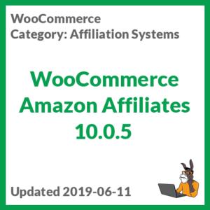 WooCommerce Amazon Affiliates 10.0.5