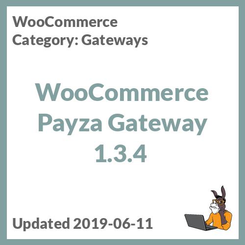 WooCommerce Payza Gateway 1.3.4