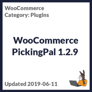 WooCommerce PickingPal 1.2.9