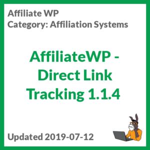 AffiliateWP - Direct Link Tracking 1.1.4