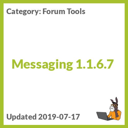 Messaging 1.1.6.7