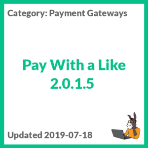 Pay With a Like 2.0.1.5