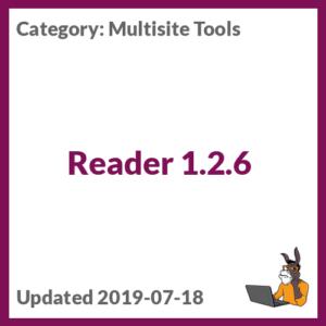 Reader 1.2.6