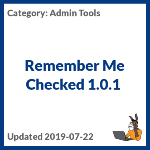 Remember Me Checked 1.0.1