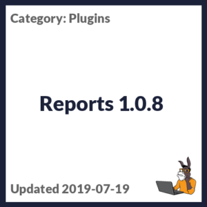 Reports 1.0.8