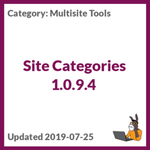 Site Categories 1.0.9.4