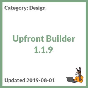 Upfront Builder 1.1.9