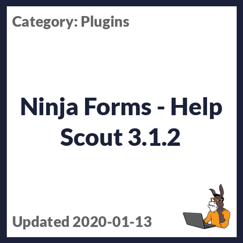 Ninja Forms - Help Scout