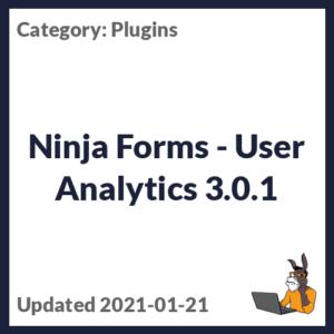 Ninja Forms - User Analytics