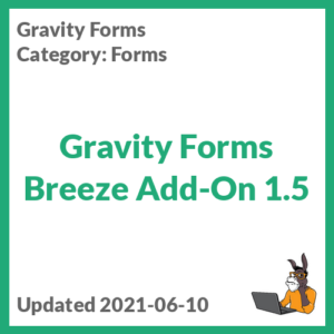 Gravity Forms Breeze Add-On