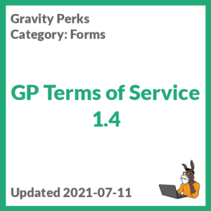 GP Terms of Service